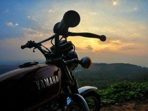 Motorcycle: Yamaha