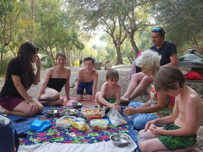 5 Days Family Yoga Retreat in Granada, Spain