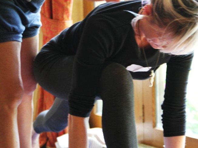 4 jours en stage de yoga et detox en été en Grande-Bretagne