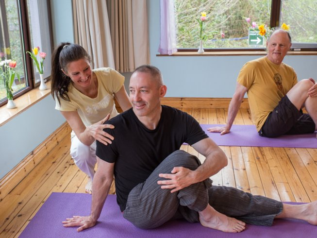 7 Days Mindfulness Meditation and Yoga Retreat in County Galway, Ireland