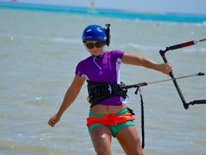 15 Days Beginner Kitesurf Holiday in Ilha do Guajiru, Brazil