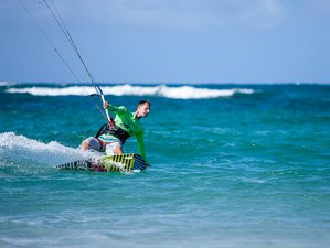 7 Days All Level Kite Surf Camp Punta Cana, Dominican Republic