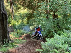 5 Days Off-Road Enduro Training and Guided Motorcycle Tour in Covasna, Romania