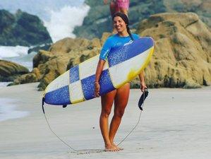 8 Tage Spanisch mit Surfcamp in Puerto Escondido, Oaxaca