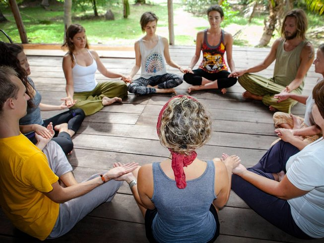 8 Days Tantric Massage and Yoga Retreat in Bali