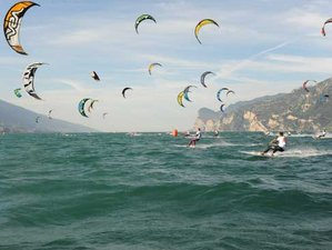 3 Days Amazing Kite Surf Camp on Lake Garda, Italy