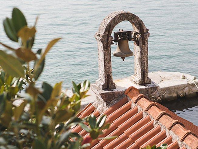 7 jours en stage de yoga et méditation Fire and Ice dans la baie de Kotor, Monténégro