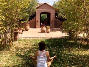 5 jours en stage de yoga kundalini, retraite bien-être et detox à Marrakech, Maroc