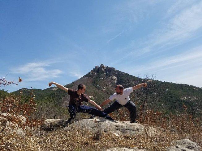 1 Month Basic Mantis Training in China