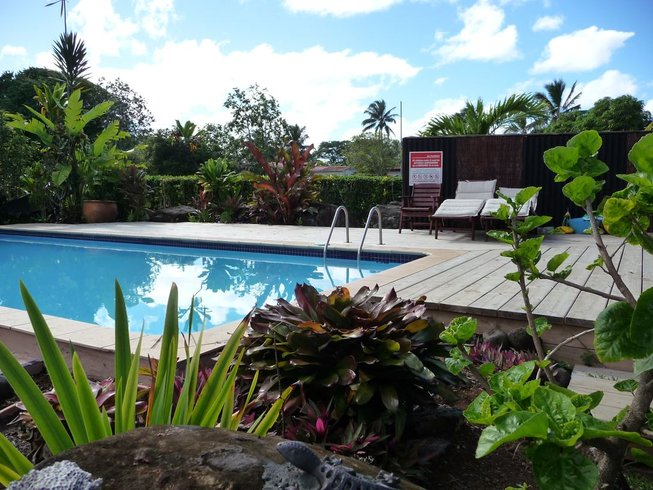 7 Days KiteSUP Chicks Yoga Retreat Cook Islands