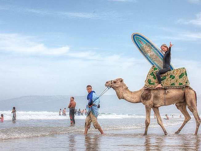 8 Days All-inclusive Surf Holiday in Taghazout, Morocco