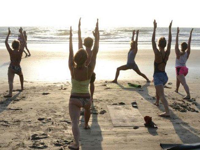 14 jours en retraite de yoga transformatrice à Goa, Inde