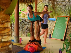 6 Days Vegan Private Yoga Retreat in Laguna de Apoyo, Nicaragua