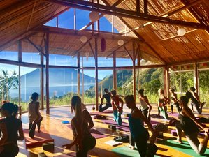 21 Days 200-Hour Ashtanga-Vinyasa Yoga Teacher Training in Lake Atitlan, Guatemala