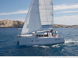 8 Days Luxury Yoga Sailing in The Mediterranean Sea