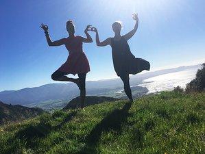 4 Days Energy Renewal Easter Yoga Retreat in Golden Bay, New Zealand