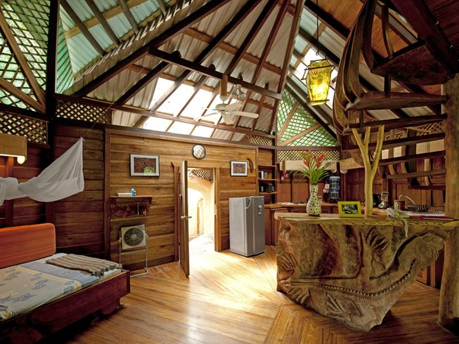 7 Days Relaxing Tree House Yoga Retreat Costa Rica