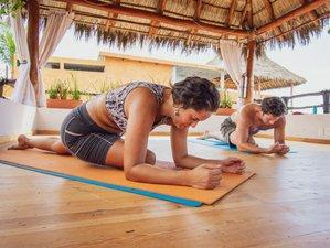 4 Day Meditation and Yoga Holiday in Sayulita, Nayarit