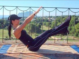7 días vacaciones de yoga en forma y saludable en Alicante, España