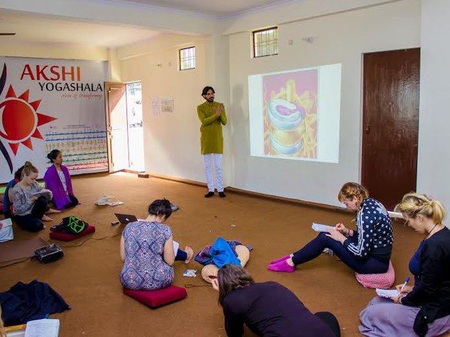31-Daagse 300-urige Yoga Docententraining in Rishikesh, India