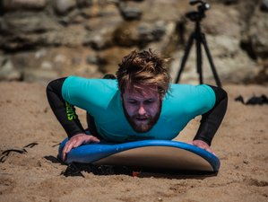 3 Days Exciting Surf Camp in Ericeira, Lisbon, Portugal