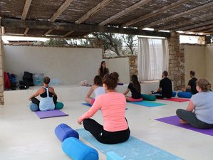 7 Days Wellness, Mindfulness, Nutrition, and Yoga Retreat with Capoeira in Koufonisia, Greece