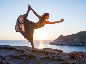 8 Weeks Women Yoga Mandala Empowerment Virtual Course Hatha and Vinyasa Yoga