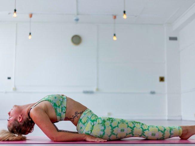 6 jours en stage de yoga et méditation à Girone, Espagne