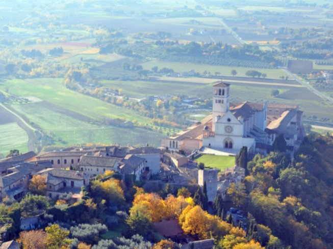 7 Days Savory Culinary Holiday in Umbria, Italy