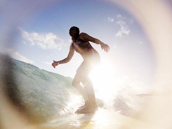 8 jours en stage de surf et de yoga à Cabarete, République Dominicaine