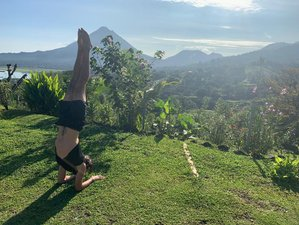 10 Day Holistic Awareness Yoga Retreat in El Castillo, Alajuela