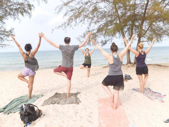 7 Days Whole & Happy Yoga and Meditation Retreat Thailand