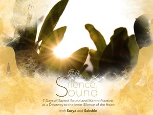 7 Days of Sacred Sound and Mantra Practice Yoga Retreat in Belgium