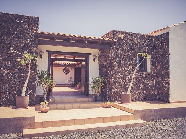 8 Tage Transformation, Gesundheit und Yoga Retreat auf Fuerteventura, Spanien