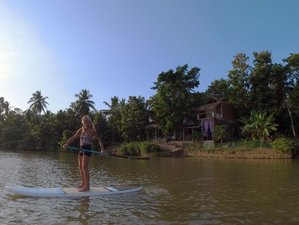 6 Day Yoga, Meditation and SUP Holiday in Waikkal, Central Province