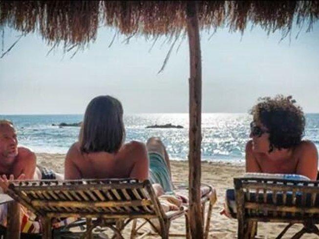 7 Tage Chill Out und Entspannung Yoga Urlaub in Süd Goa, Indien