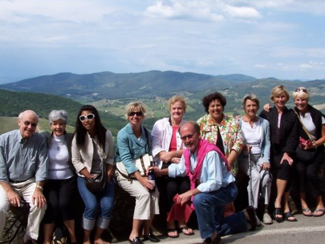 7 Days Chianti Wine Tour & Cooking Holiday