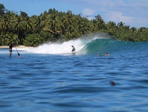 7 Days Surf Camp in Mentawai, Indonesia