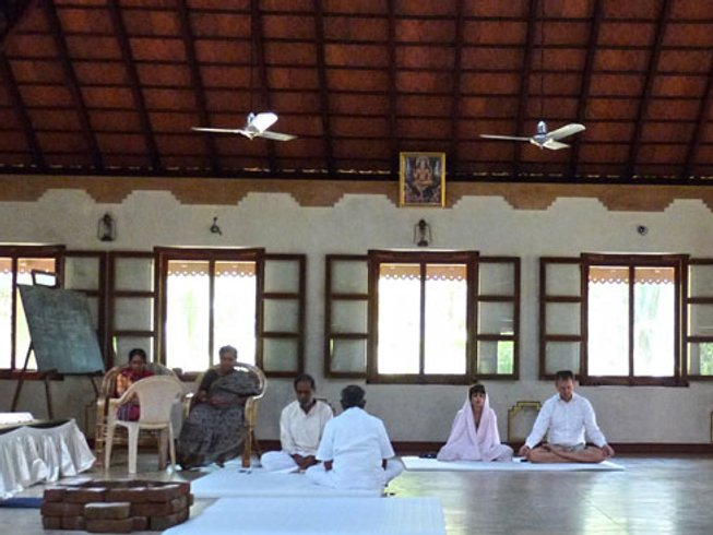 16 Days Yoga and Ayurveda Retreat in South India