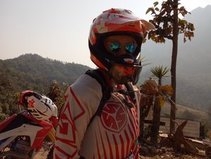 5 Days Hill Tribe Villages and Stunning Trails Guided Motorcycle Tour in Thailand