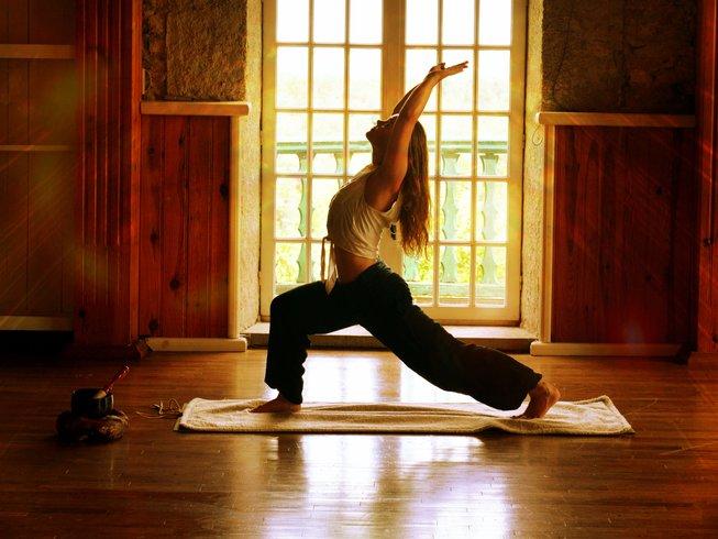 8-Daagse Yoga en Zelfrealisatie Retraite voor Jonge Volwassenen in Midi-Pyrénées, Frankrijk