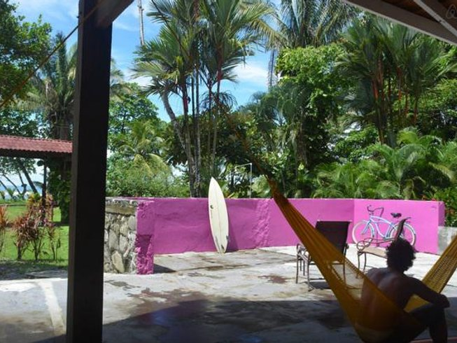 5 Days Best Waves Surf & Yoga Retreats in Costa Rica