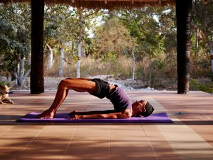 7 Days Vinyasa Flow Eco Yoga Retreat in Gambia