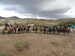 4 Days Mountain Horseback Riding Holiday in Córdoba, Argentina