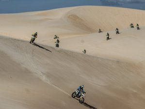 5 Day Guided Brazilian Desert Expedition Motorcycle Tour in Jericoacoara, Brasil
