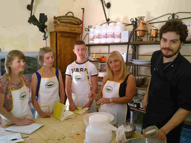 8 Days Italian Cooking Tours in Florence, Tuscany
