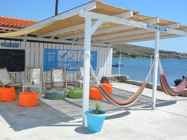 7 Days Kitesurf Camp Sigri, Greece