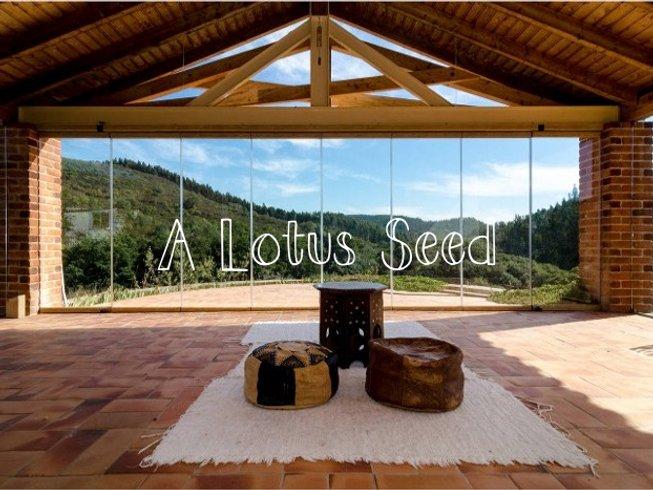 8 días retiro de yoga y meditación para el corazón radiante en Alentejo, Portugal