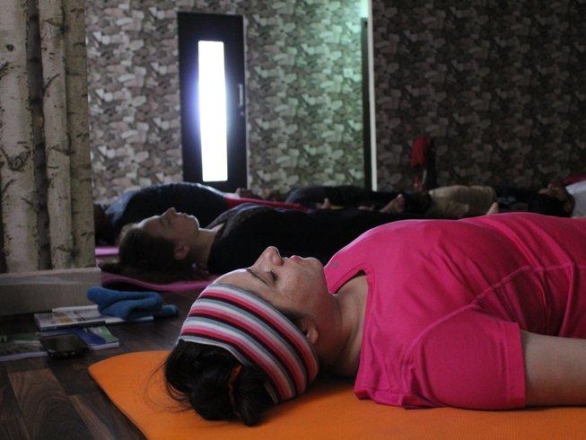25 Days 200-Hour Yoga Teacher Training in Kerala, India