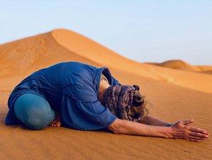 9 Day Sound and Yoga Holiday in Merzouga, Errachidia
